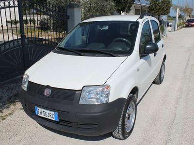 usata Fiat Panda 4x4 1.2 van