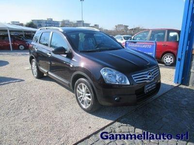 brugt Nissan Qashqai +2 2.0 dCi DPF 4WD n-tec