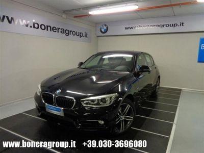 usata BMW 118 Serie 1 - 5 porte d 5p. Sport