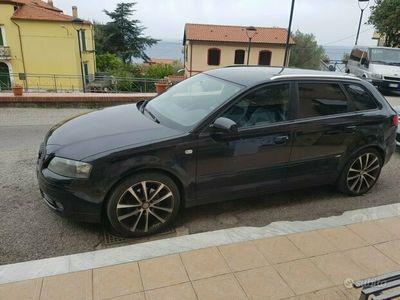 usata Audi A3 Sportback sline 140cv