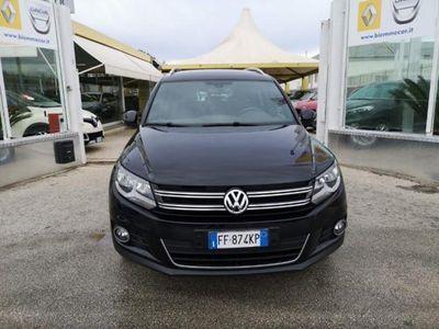 used VW Tiguan 2.0 TDI 150 CV Sport & Style BlueMotion Technology rif. 10845410