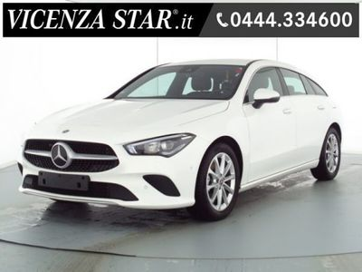 usata Mercedes CLA200 Shooting Brake d Automatic Shooting Brake Sport del 2019 usata a Altavilla Vicentina