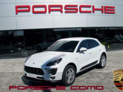 usata Porsche Macan 3.0 S Diesel-CERCHI 19-BIXENO-NAVIGATORE