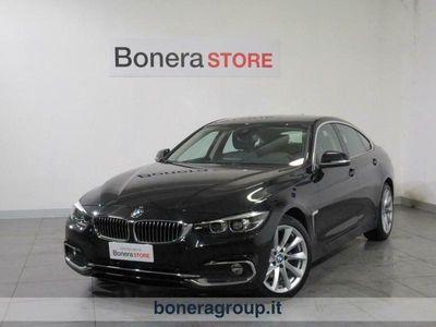 usata BMW 420 Serie 4 d Luxury Steptronic