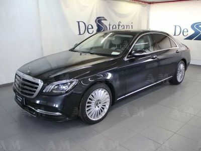 usata Mercedes S350 Classe E MOD: V222 CLASSE S PASSO LUNGO E MAYBACH4MATIC Premium Plus
