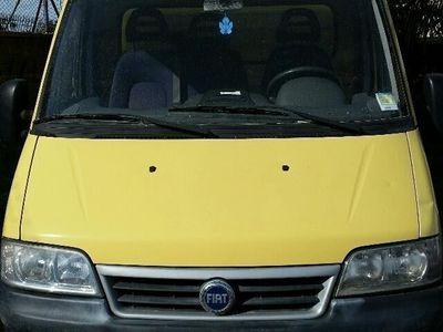 usata Fiat Ducato 15 2.3 Jtd Pl Cabinato Usato
