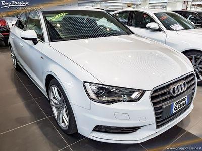 usata Audi A3 Sedan 2.0 TDI S Line Ambition