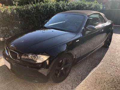 usata BMW 120 Cabriolet Serie 1 Cabrio(E88) Attiva