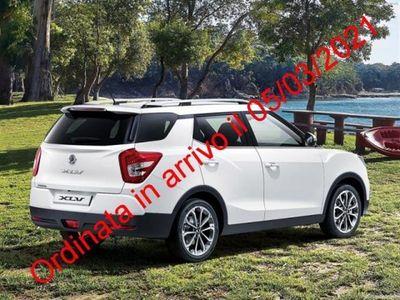 usata Ssangyong XLV 1.6 4WD BI-FUEL GPL ICON AUT. DEL 2020