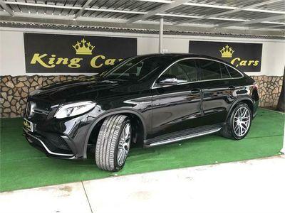 usata Mercedes GLE63 AMG classeamg tetto apribile dvd