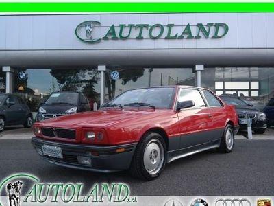 brugt Maserati 224 Bi-turbo 245 CV*iscritta ASI*RADICA