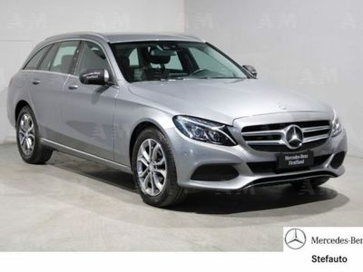 used Mercedes 200 Classe C Station Wagond Auto Sport usato