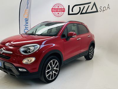 usata Fiat 500X 2.0 MultiJet 140 CV 4x4 Cross Plus
