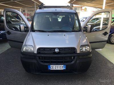 gebraucht Fiat Doblò 1,9 diesel jtd 2003 km161.000