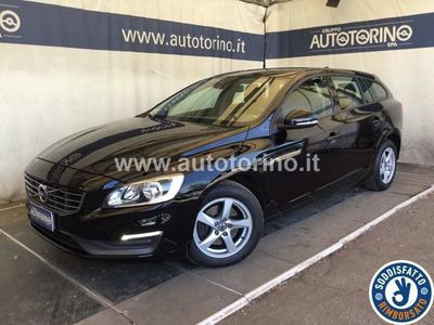 usata Volvo V60 D3 Geartronic Kinetic