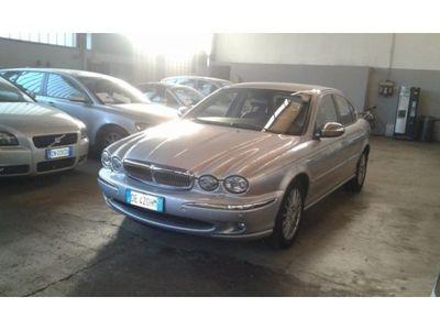 usata Jaguar X-type X-Type X400/6/7/8/92.5 V6 24V cat Executive