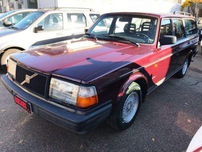 brugt Volvo 240 2.0 cat SUPERPOLAR, ASI