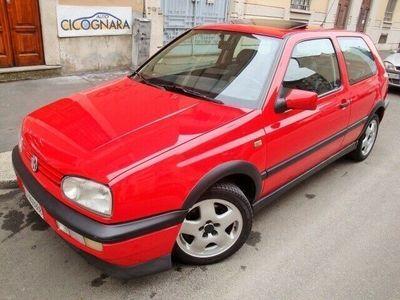 usata VW Golf III GTI 2.0 8V 115CV GTI 3p ** impianto a metano **