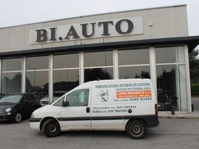 used Fiat Scudo 2.0 JTD/109 Furgone Lusso 900kg