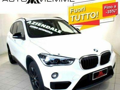 usata BMW X1 sDrive18i Sport *NAVIGATORE-LED*