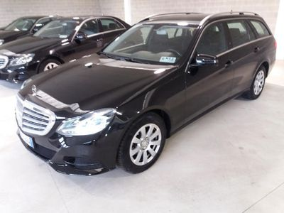 usata Mercedes E200 BlueTEC S.W. Automatic Executive