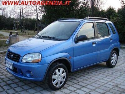 usata Suzuki Ignis 1.3i 16V...4X4 GL PER TUTTI X TUTTO