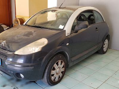 brugt Citroën C3 Pluriel diesel cabrio