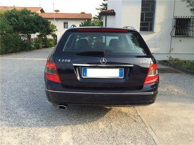usata Mercedes C220 CDI S.W. Avantg. Full Opt.