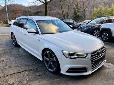 brugt Audi A6 Avant 2.0 TDI 190 CV ultra S-line Full-