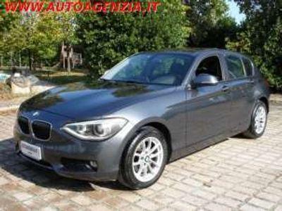 usata BMW 118 d 5p. sport diesel
