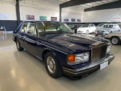"""usata Rolls Royce Silver Spirit la protagonista del film """"Infelici e contenti"""""""