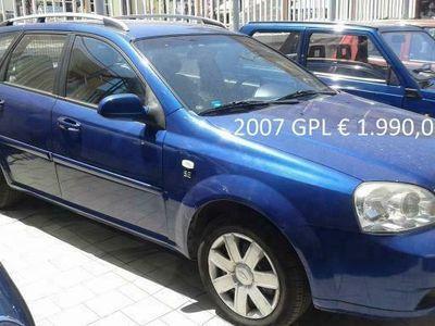 usata Chevrolet Nubira 1.6 16V Station Wagon SE