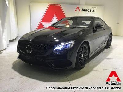 usata Mercedes S500 sec coupe Maximum 4matic auto