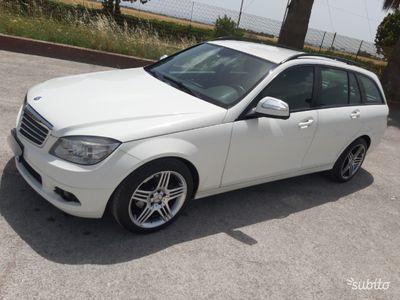 usado Mercedes C220 SW 2.2 Diesel 170 cv Come Nuova