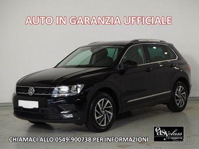 usata VW Tiguan 1.4 TSI 150 CV 4Motion NAVI ACC GANCIO TRAINO rif. 10827528