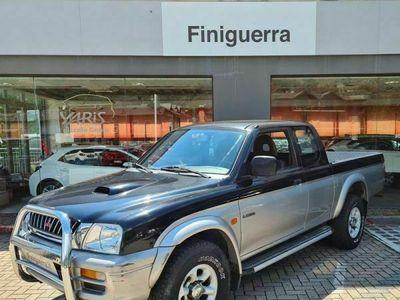 usata Mitsubishi L200 L2002.5 TDI 4WD Club Cab Pick-up GLS