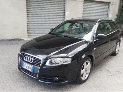 usata Audi A4 2.0 TDI 170CV SLine full optional