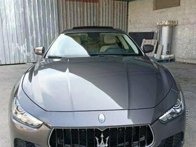 usata Maserati Ghibli - 2016