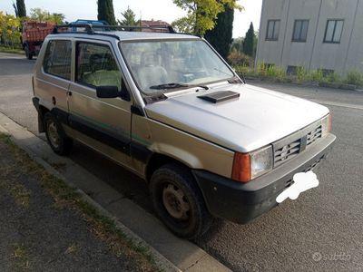 usata Fiat Panda 4x4 1100 i.e. cat 4x4