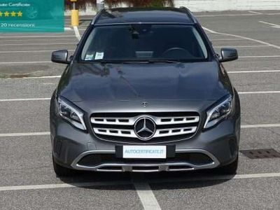 usata Mercedes GLA200 d Automatic Sport #Unipro rif. 13907672