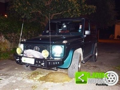 used Mercedes G300 ClasseTurbodiesel Corto IN PERFETTO STATO