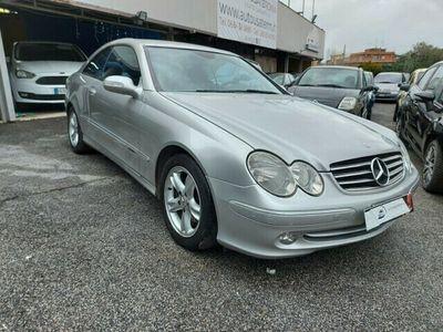 usata Mercedes CLK270 CDI cat Avantgarde UNICO PRO KM ORIGINALI SEMPRE TAGLIANDATA MERCEDES