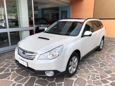 usata Subaru Outback 2.0D Trend Limited UNICO PROPRIETARIO BELLISSIMA!