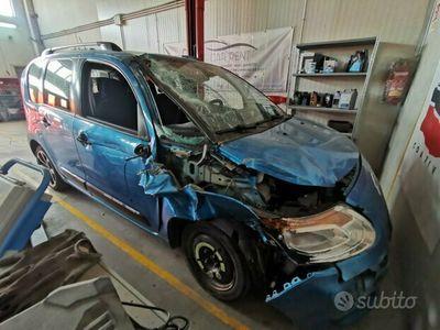 usata Citroën C3 - Exclusive - incidentata