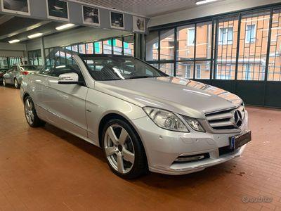 usata Mercedes E350 CDI Cabrio BlueEFFICIENCY