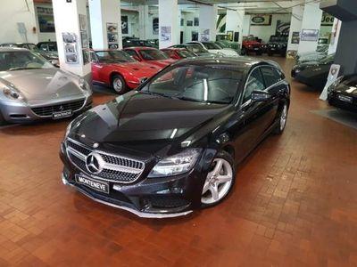 usata Mercedes CLS350 SW BlueTEC 4Matic Premium - tagliandi Mercedes