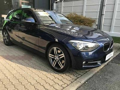 usata BMW 120 Serie 1 (F20) d 5p. Sport