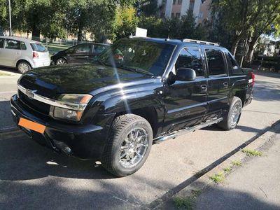usata Chevrolet Avalanche