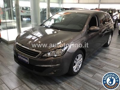 used Peugeot 308 308 SWSW 1.6 e-hdi 8v Business s&s 115cv Fap