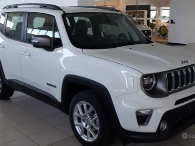 usata Jeep Renegade MY19 Limited 1.6 Mjt aziendale